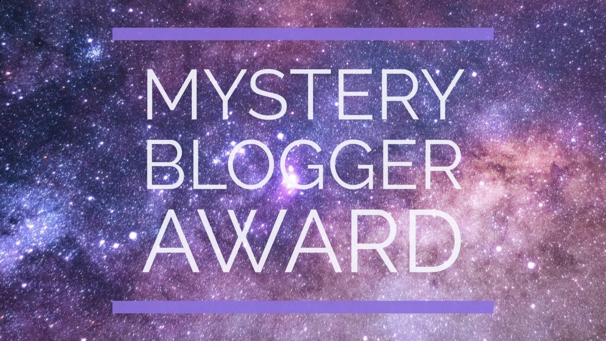 """Mystery Blogger Award"" upitnik"